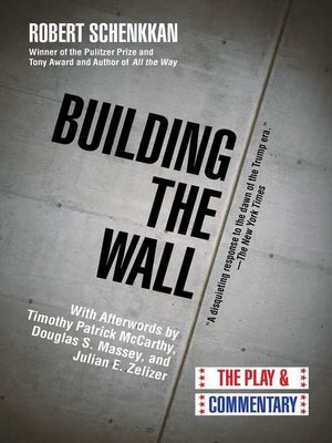 cover image of Building the Wall