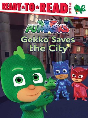 cover image of Gekko Saves the City
