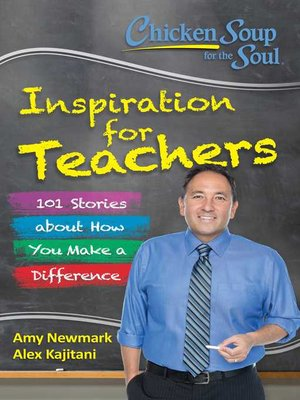 cover image of Inspiration for Teachers: 101 Stories about How You Make a Difference