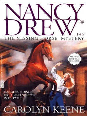 cover image of The Missing Horse Mystery