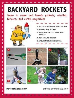 cover image of Backyard Rockets