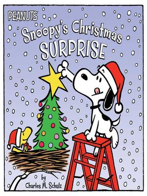 cover image of Snoopy's Christmas Surprise