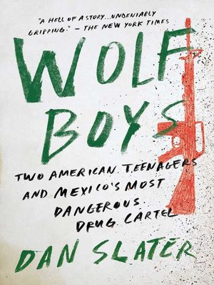 cover image of Wolf Boys