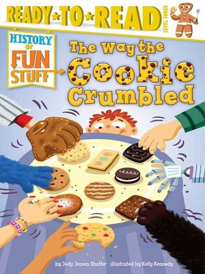cover image of The Way the Cookie Crumbled