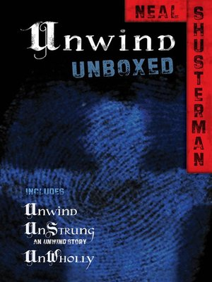 cover image of Unwind Unboxed