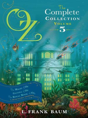 cover image of Oz, the Complete Collection, Volume 5