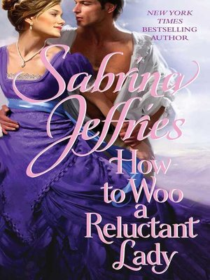 cover image of How to Woo a Reluctant Lady