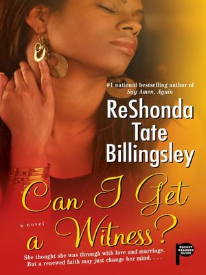 cover image of Can I Get a Witness?
