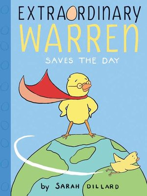 cover image of Extraordinary Warren Saves the Day