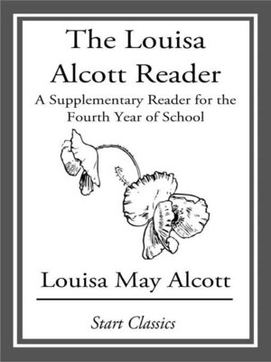 cover image of The Louisa Alcott Reader