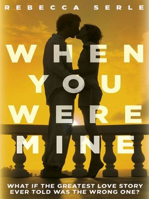 cover image of When You Were Mine