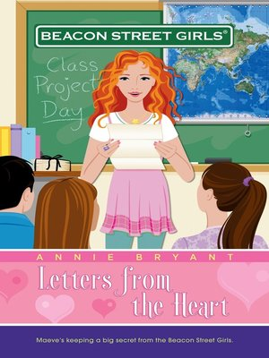 cover image of Letters from the Heart