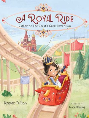 cover image of A Royal Ride