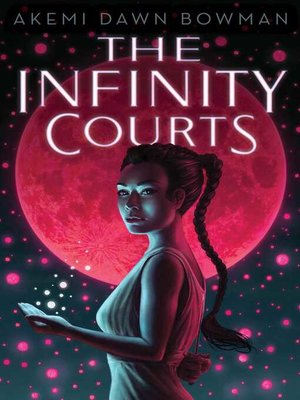 cover image of The Infinity Courts