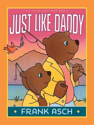 cover image of Just Like Daddy