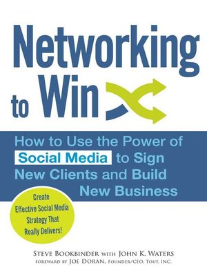 cover image of Networking to Win