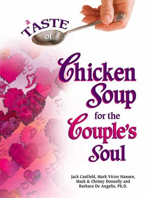 cover image of A Taste of Chicken Soup for the Couple's Soul