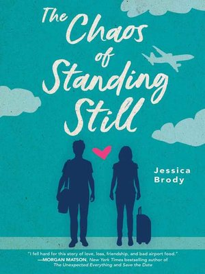 cover image of The Chaos of Standing Still