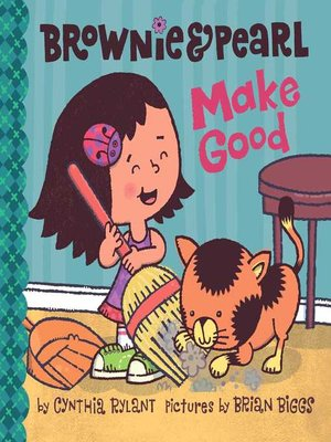 cover image of Brownie & Pearl Make Good