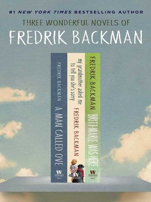 cover image of The Fredrik Backman Box Set