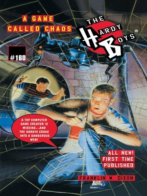 cover image of A Game Called Chaos