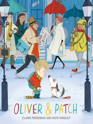 cover image of Oliver and Patch