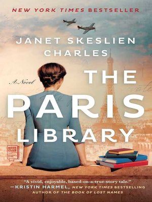 cover image of The Paris Library