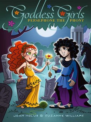 cover image of Persephone the Phony