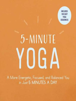 cover image of 5-Minute Yoga