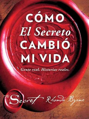 cover image of Cómo El Secreto cambió mi vida