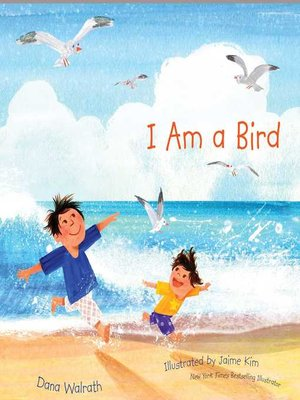 cover image of I Am a Bird