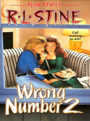 cover image of Wrong Number 2
