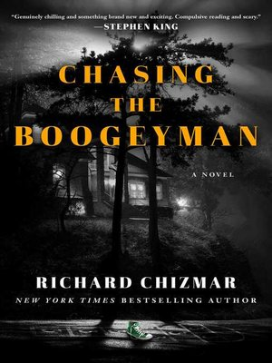 cover image of Chasing the Boogeyman