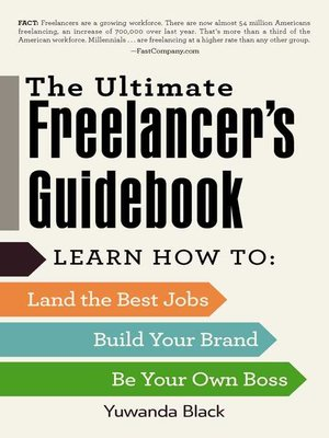 cover image of The Ultimate Freelancer's Guidebook