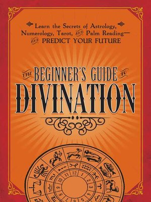 cover image of The Beginner's Guide to Divination