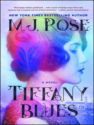 cover image of Tiffany Blues