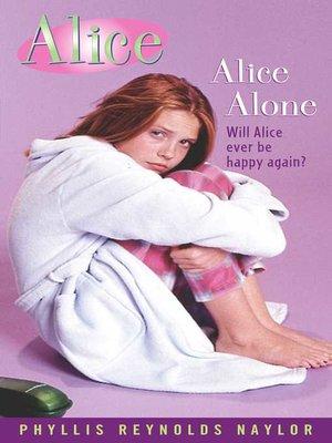 cover image of Alice Alone