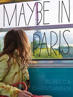 cover image of Maybe in Paris