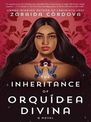 cover image of The Inheritance of Orquídea Divina