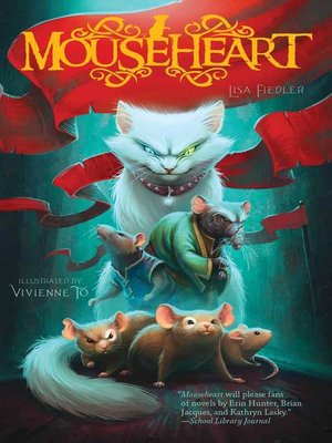 cover image of Mouseheart