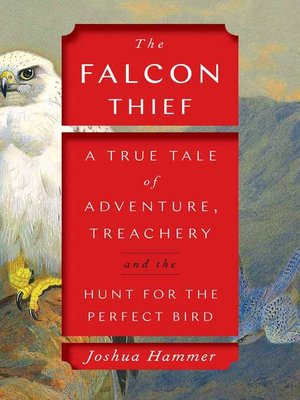 cover image of The Falcon Thief