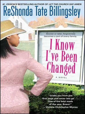 cover image of I Know I've Been Changed
