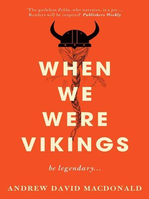 cover image of When We Were Vikings