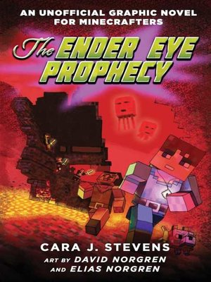 cover image of The Ender Eye Prophecy