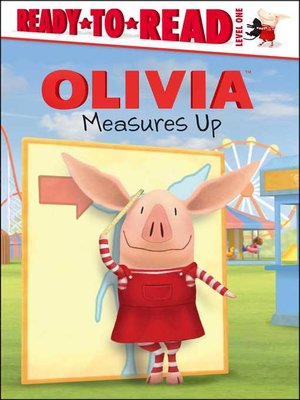 cover image of Olivia Measures Up