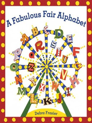 cover image of A Fabulous Fair Alphabet