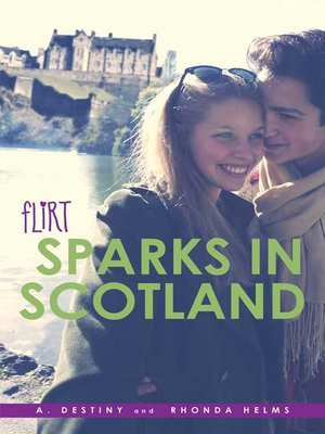 cover image of Sparks in Scotland