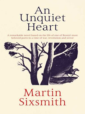 cover image of An Unquiet Heart