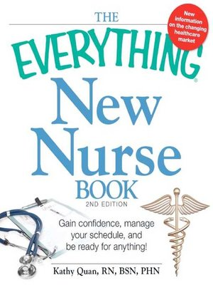 cover image of The Everything New Nurse Book