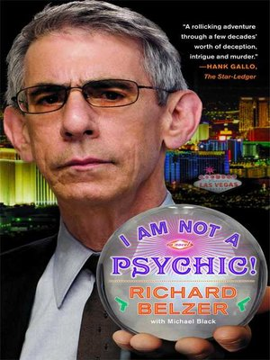 cover image of I Am Not a Psychic!